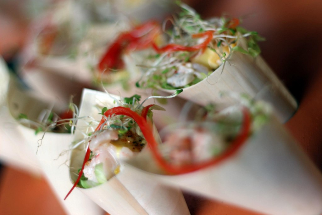 Wedding Catering with French Flair
