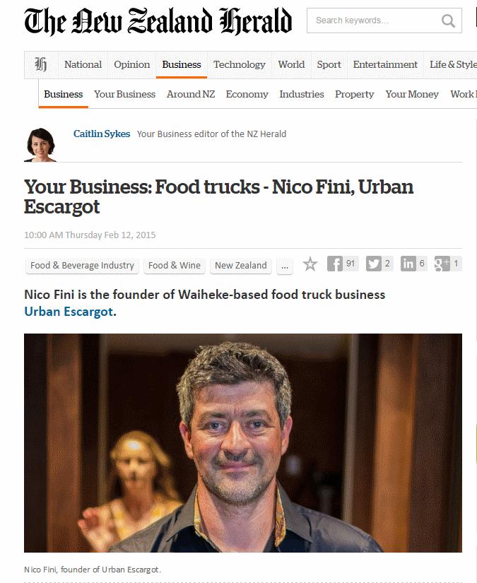 February 2015 New Zealand Herald