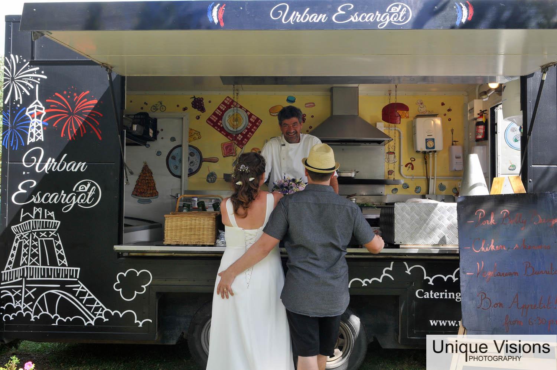 Wedding Food Truck Urban Escargot
